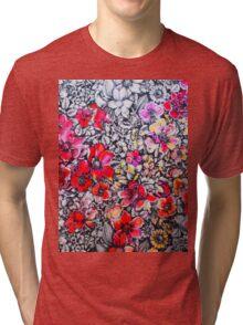 Where Twilight Dwells Tri-blend T-Shirt