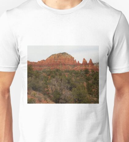 The Northern Arizona Desert of West Sedona Unisex T-Shirt