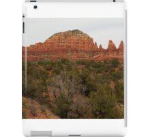 The Northern Arizona Desert of West Sedona iPad Case/Skin
