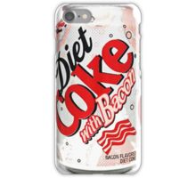 Coke: Nutrition Facts iPhone Case/Skin