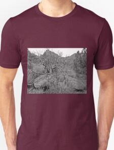 Twisted Thoughts, Bell Rock Vortex Sedona T-Shirt