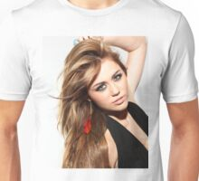 Beautiful Miley Cyrus Unisex T-Shirt