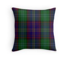 00668 Nance Tartan  Throw Pillow