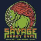 Savage Beast Gym by pigboom