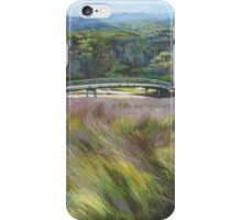 Tidal River Bridge iPhone Case/Skin