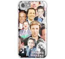 Seth Meyers collage iPhone Case/Skin