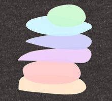 Pastel Rainbow Pebbles For Your Chakra Unisex T-Shirt