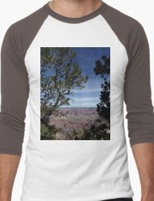 Grand Canyon 21 Men's Baseball ¾ T-Shirt