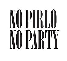 No Pirlo No Party by dasmich