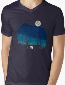 AfterHollyweird Mens V-Neck T-Shirt