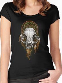 Key To Your Dreams Women's Fitted Scoop T-Shirt