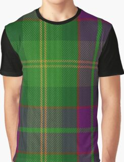 00696 New Mexico Land of Enchantment Tartan  Graphic T-Shirt