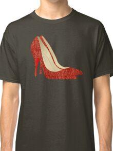 Oz ruby slippers Classic T-Shirt