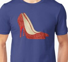 Oz ruby slippers Unisex T-Shirt