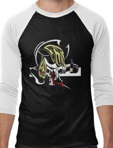 Applejack Noir Men's Baseball ¾ T-Shirt