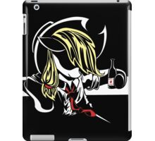 Applejack Noir iPad Case/Skin