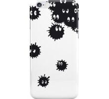 Hidden Soot Sprites iPhone Case/Skin