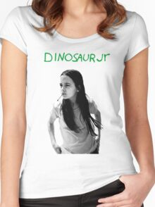 dinosaur jr (green mind) Women's Fitted Scoop T-Shirt