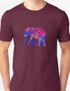 Colorful Elephant T-Shirt