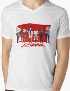 iZombie Gang Mens V-Neck T-Shirt