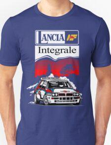 Lancia Integrale  Unisex T-Shirt