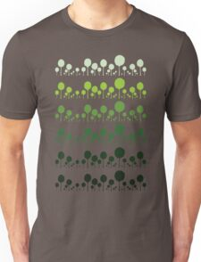 Green palette ultimate Unisex T-Shirt