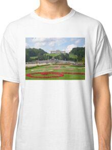 Gloriette In Schönbrunn, Wien Österreich Classic T-Shirt