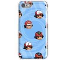 Ash Pattern iPhone Case/Skin