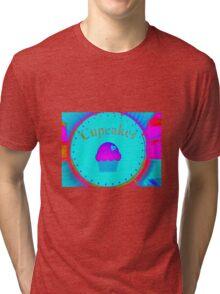 CUPCAKES TOO Tri-blend T-Shirt