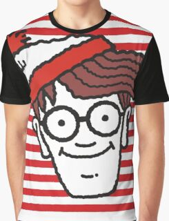 You Know Where is He ?  Graphic T-Shirt