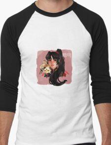 Sango + Kirara  Men's Baseball ¾ T-Shirt