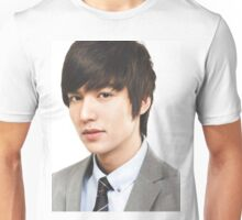 Lee Min Ho 8 Unisex T-Shirt