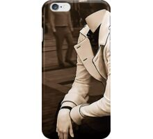 I can't concentrate... iPhone Case/Skin