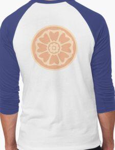 order of the white lotus symbol Men's Baseball ¾ T-Shirt
