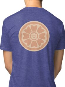 order of the white lotus symbol Tri-blend T-Shirt