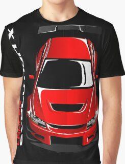 Lancer Evolution X Graphic T-Shirt
