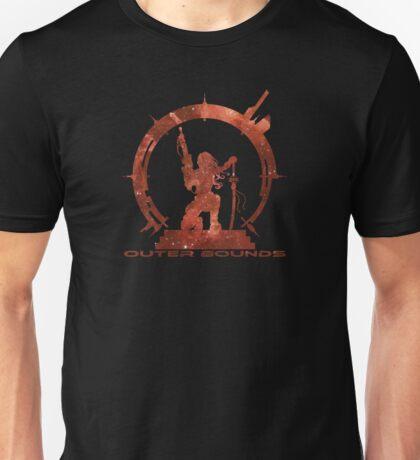 OB Logo Magali Space Unisex T-Shirt