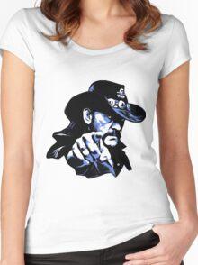 kilmister Women's Fitted Scoop T-Shirt