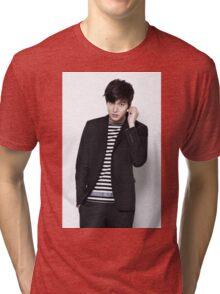 Lee Min Ho 7 Tri-blend T-Shirt