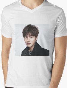 Lee Min Ho 6 Mens V-Neck T-Shirt