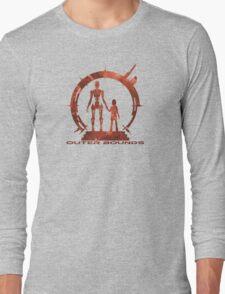 OB Logo Anna Space Long Sleeve T-Shirt