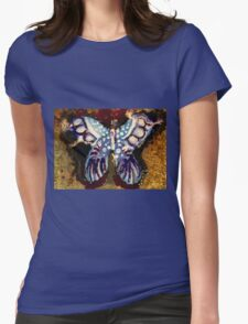 Once a Caterpillar Womens Fitted T-Shirt