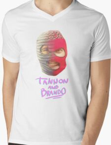 youtub starz TANNON & BRANDO can soon be yours to wear, baby Mens V-Neck T-Shirt