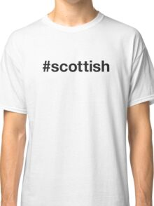 SCOTTISH Classic T-Shirt