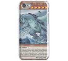 Gameciel, The Mutant ninja Kaiju iPhone Case/Skin