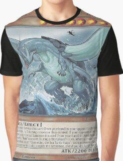 Gameciel, The Mutant ninja Kaiju Graphic T-Shirt