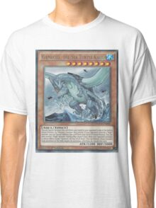 Gameciel, The Mutant ninja Kaiju Classic T-Shirt