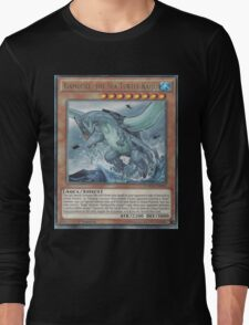 Gameciel, The Mutant ninja Kaiju Long Sleeve T-Shirt