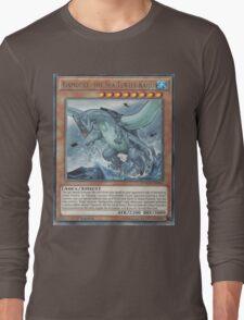 Gameciel, The Mutant ninja Kaiju Long Sleeve T-Shirt