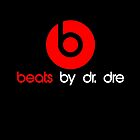 MUSIC BEATS HEADPHONE LOGO by drekore